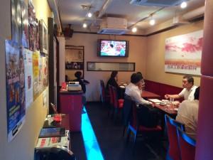 李小牧在歌舞伎町的湖南餐馆