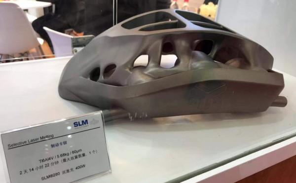【吕华说:参观2019上海3D打印展】